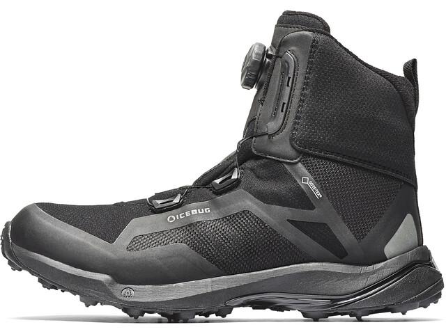 Icebug Walkabout BUGrip GTX Shoes Men black